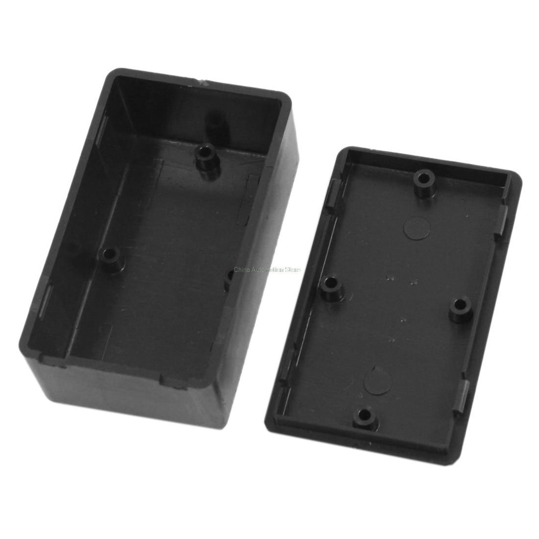 IMC Hot 5pcs Waterproof Plastic Electric Project Junction Box 60x36x25mm