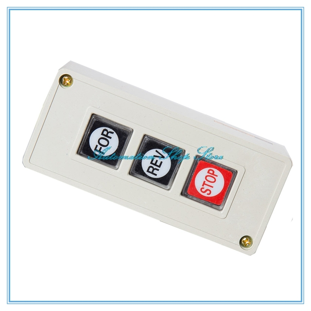 Power Push Button For Barrier Gates And Gate Openers/Commercial Garage Door  Opener Three
