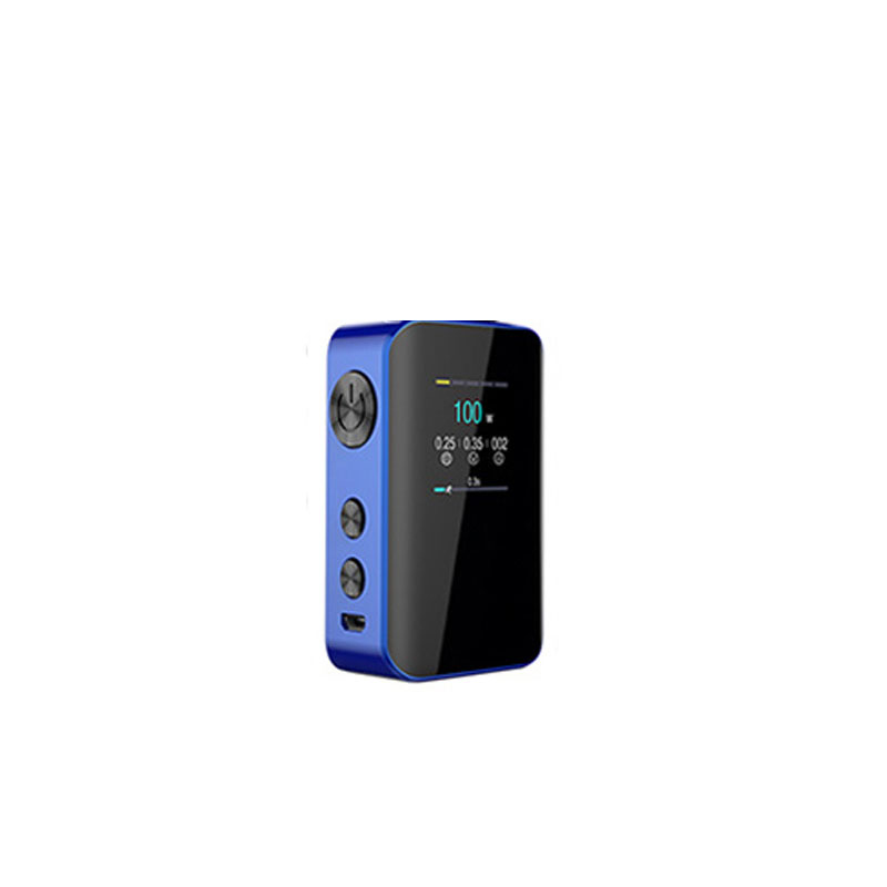 Kanger Vola 100W Box MOD Kit 2000mah Battery 1.3 inch TFT display Electronic Cigarette Vape Fits Vola Tank