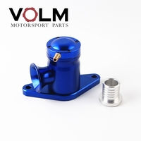car BLOW OFF valve BOV DUMP VALVE with bung for SUBARU IMPREZA 02 07 WRX EJ20/EJ25 Atmospheric bov1113