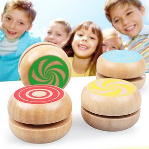 Magic Yoyo Wooden YO-YO Ball S