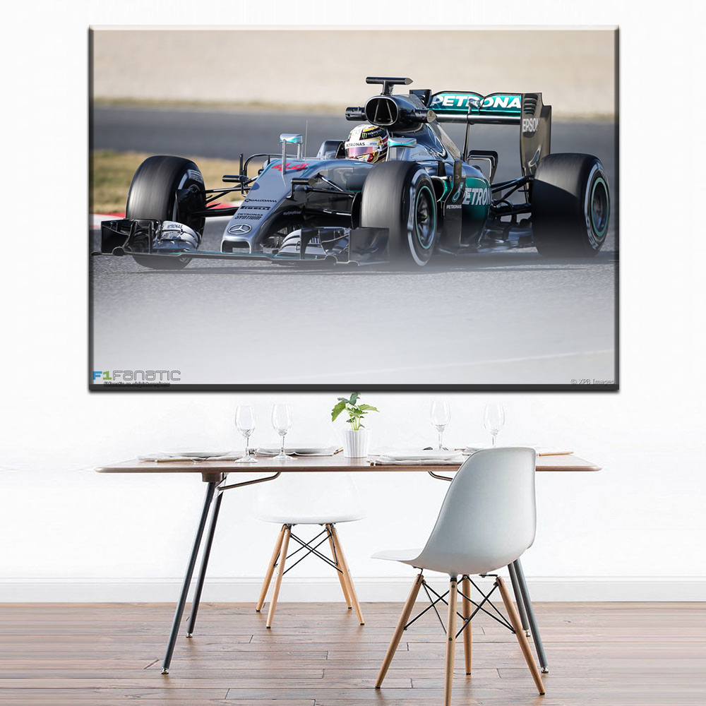 ZZ1058 modern decorative canvas art Ayrton Senna da Silva Car Racer Art canvas posters Print Sports Pictures Living Room Decor