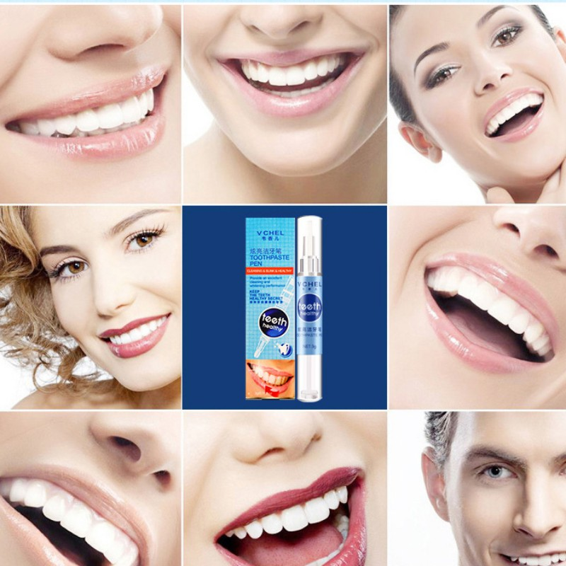 【Buy One Get One】Teeth Whitening Pen