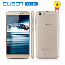 Cubot Note S 5.5 pouces 1280X720 Téléphone Portable Android 6.0 2G RAM 16G ROM Smartphone 3G WCDMA 4150 mAh Batterie Mobile Téléphone