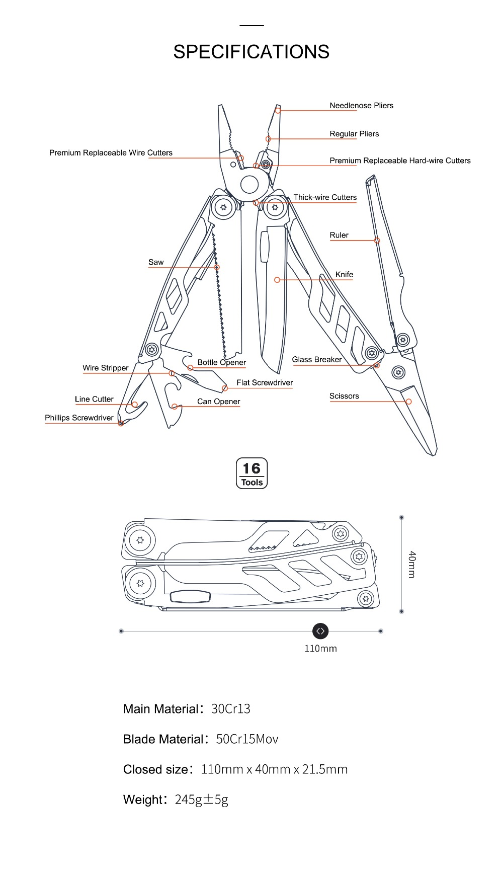 17-Specifications