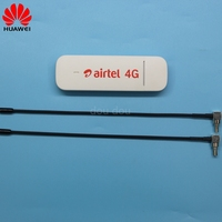 Unlocked Huawei E3372 E3372h 607 with Antenna 150Mbps 4G Modem 4G USB Modem 4G LTE USB Dongle Stick Datacard PK K5150