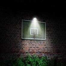 Mpow MSL3F 4 Packs 8 LED Solar Light Security Motion Sensor Outdoor Waterproof Garden Light