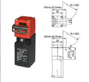 best safety key interlock switch brands Wiring Diagram for Motor cz 93b series 2nc (2nc safety interlock limit switch with key k2