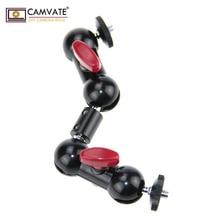 CAMVATE удлинитель max 17,7 см 360 Вращающийся fr Холдинг ЖК дисплей Мониторы/видео свет/DV C1350 камера фотографии интимные аксессуары