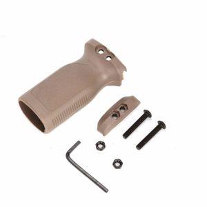 Image 3 - Тактический охотничий страйкбол RVG вертикальная рукоятка пневматический игрушечный пистолет AR15 винтовка полимерная ручная для 20 мм Пикатинни рельс KeyMod защита рук