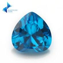 Камни в форме сердца 3x3 ~ 10х10 мм искусственные камни 5 А
