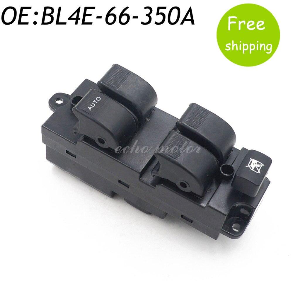 цена на New BL4E-66-350 BL4E-66-350A BL4E-66-350AL2 16 Pin Auto Electric Power Window Switch For Mazda 3 Mazda 3 323