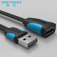 VENTION USB 2.0 Male to Female USB Cable 1m 1.5m 2m 3m 5m 3FT Extend Extension Cable Cord Extender For cellphone