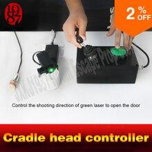 Реквизит для игры в ловушку, регулирующая головка, Настраивающая движущиеся лазеры, открытый, чтобы избежать от Потайная комната takagism