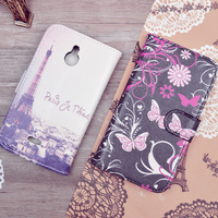 JR Case For Nokia X2 RM 1013 For Nokia X2DS Cover Fashion Flip PU Leather Wallet