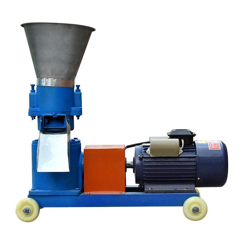 KL-125 Multi-fonction Rss Granulateur Haute-efficacité Ménage L'alimentation Animale Boulette De Nourriture Faisant La Machine 220 v 3KW 60 kg/h Offre Spéciale