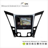 For Hyundai I45 Sonata YF 2011 2014 Car Radio CD DVD Player GPS Navigation Advanced Wince
