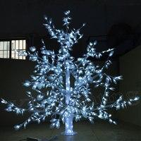 240 В 220 В Новый год праздник Рождество светодио дный светодиодные украшения дерево свет для внутреннего дома открытый сад Свадебный декор