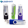 LEIZHAN Promotion Smart Phone OTG USB Flash Drive USB 2.0 4GB 8GB 16GB 32GB 64GB Universal USB Fash Stick Pen Drive Memory Cards