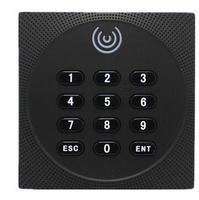 RFID reader, IP64 waterproof smart card reader with keypad and led 125k,weigand26 out ,smart ID/EM reader,sn:K602,min:1pcs