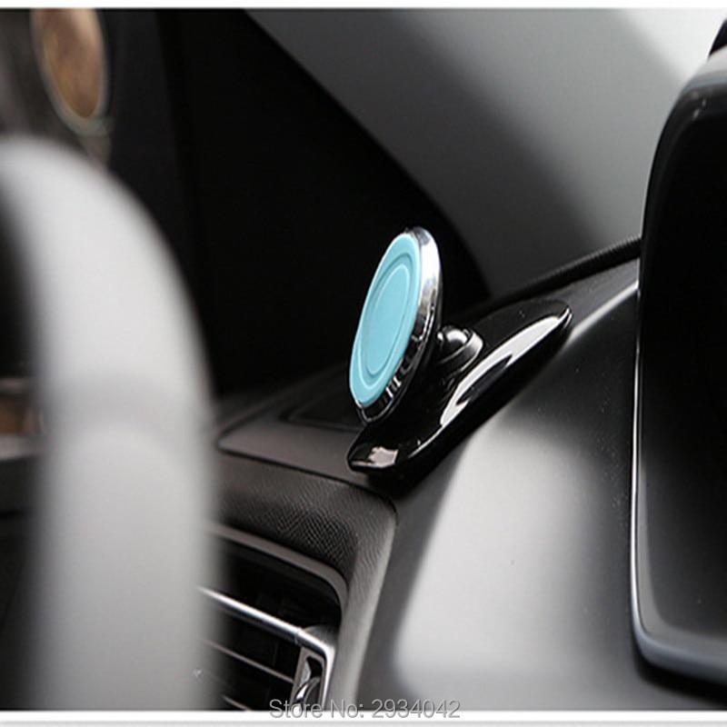 Anti-slip Mat Zd Funny Car Styling Car Model Decoration Mobile Phone Holder For Audi A4 B7 B5 A6 C6 Q5 Honda Civic 2006-2011 Fit Accord Crv