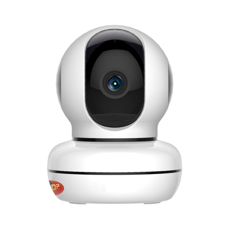 Smart Cloud WiFi IP Wireless Security Camera HD Video Surveillance Recording Streamed On All Devices 2 Way Audio Surveillance image