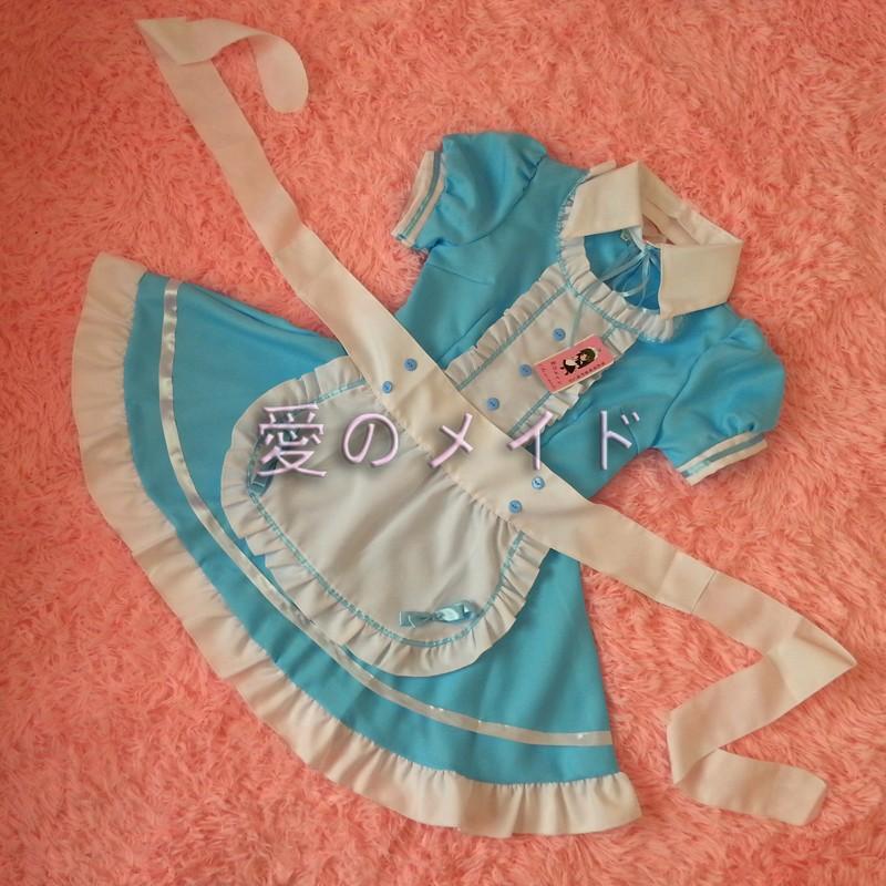 DB23978 sissy maid uniform-13