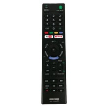 New Remote Control RMT-TX300E For Sony TV Fernbedienung KDL-40WE663 KDL-40WE665 KDL-43WE754 KDL-43WE755 KDL-49WE660 KDL-49WE663