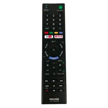 New Remote Control RMT-TX300E For Sony TV Fernbedienung KDL-40WE663 KDL-40WE665 KDL-43WE754 KDL-43WE755 KDL-49WE660 KDL-49WE663 generic for sony tv remote control rm yd018 kdl 26s3000 kdl32s3000 kdl 40s3000