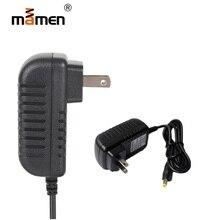 Universal AC Adapter 110V-240V EU/US/AU/UK Plug 12V-2A Output 24W 50-60Hz Full Load Aging 120mm Monitor Switching