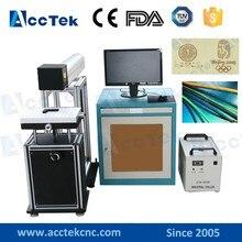 Hot sale good quality laser marking machine for sale, laser marking machine for package industries