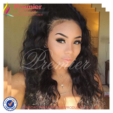 Unprocessed Brazilian Virgin Hair Full Lace Human Hair Wigs Top 7A Body Wave Glueless Lace Front Human Hair Wigs For Black Women