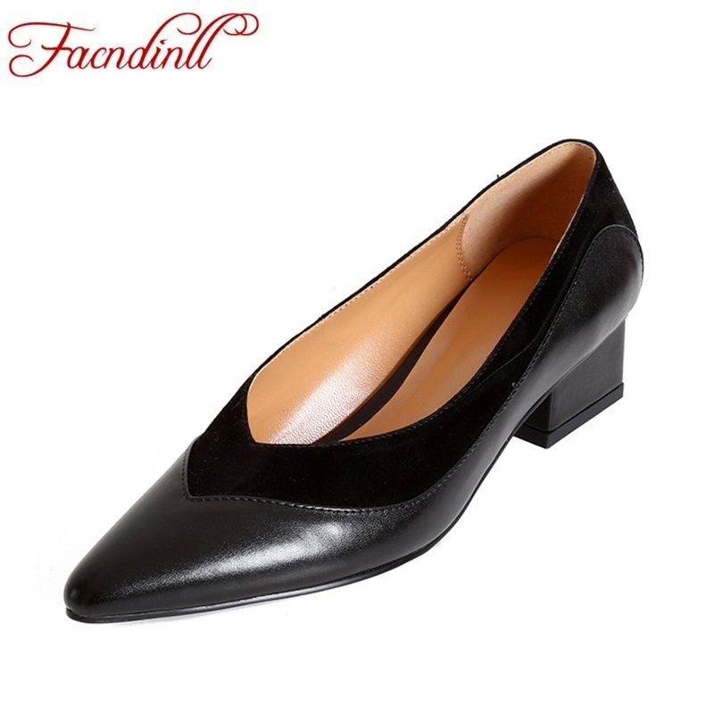 FACNDINLL women pump...