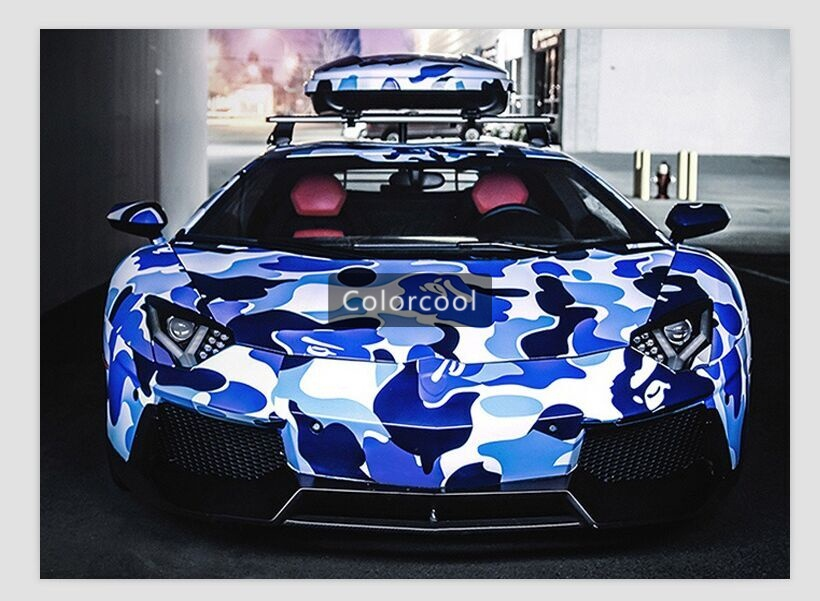 Camouflage custom car sticker bomb Camo Vinyl Wrap Car Wrap With Air Release bomb sticker Car Body Sticker bimast bomb premium купить челябинск