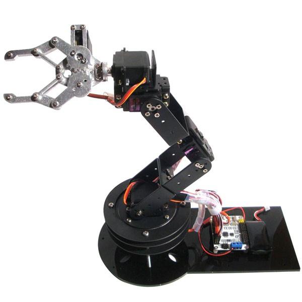 6 DOF Alloy Robot Arm (2)