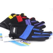 Owner Anti-Slip Fishing Gloves Anti-Cut Fingerless Fishing Gloves