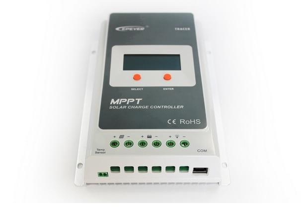 Traceur 4210A contrôleur de Charge MPPT 40 ampères, travail automatique 12/24 V