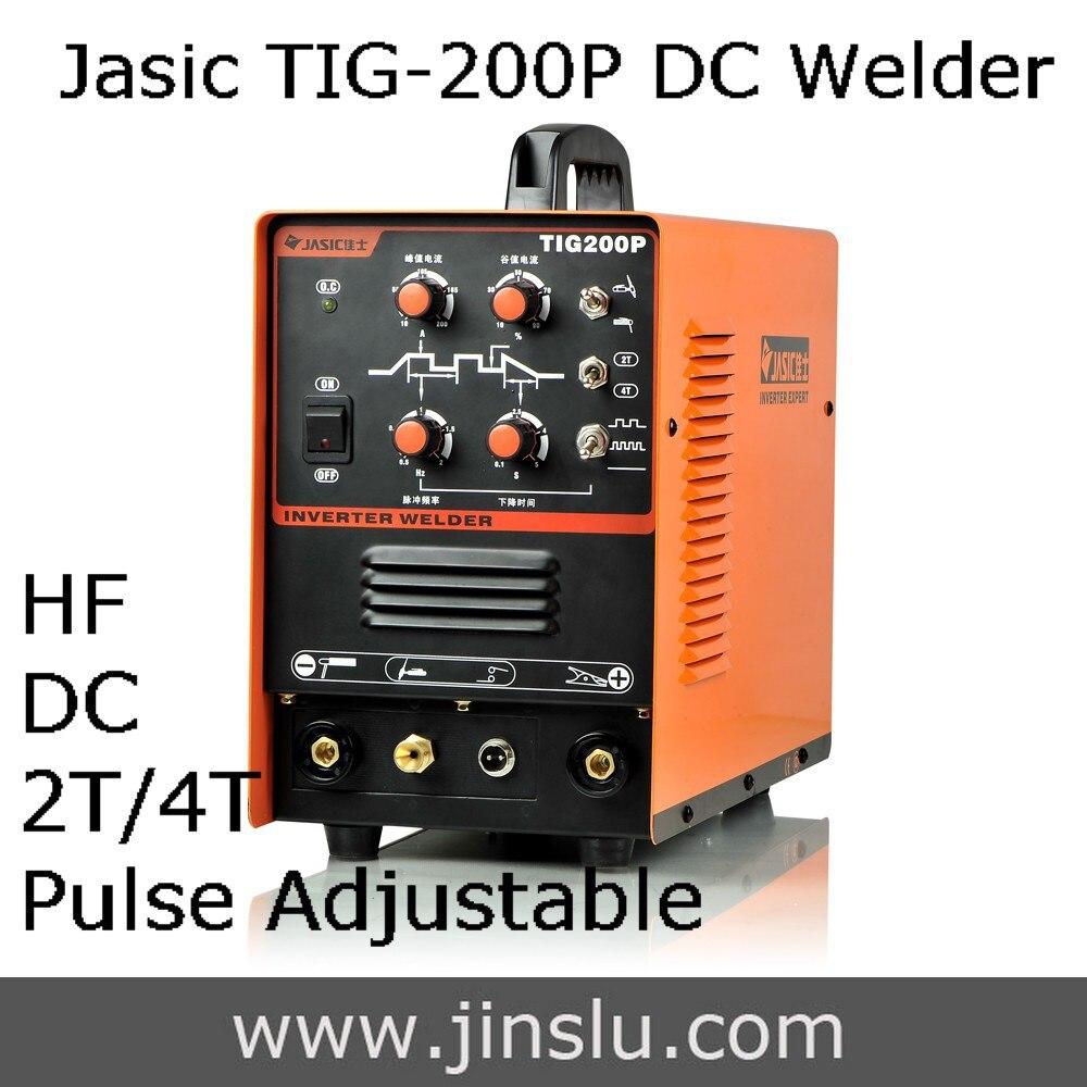 JASIC DC TIG-200P Pulse Welder TIG MMA Welding Machine -  цены