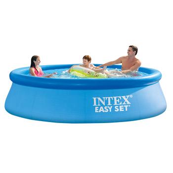 INTEX basen dmuchany dla dzieci pogrubienie niemowlęta dla dorosłych wiadro do kąpieli dla dzieci dla dzieci basen z piłeczkami dla dzieci wyślij prezenty tanie i dobre opinie Ekologiczny PCV 7-9 M 4-6 M 10-12 M 0-3 M Zwierząt 57008V01 Nadmuchiwany plac Family inflatable swimming pool