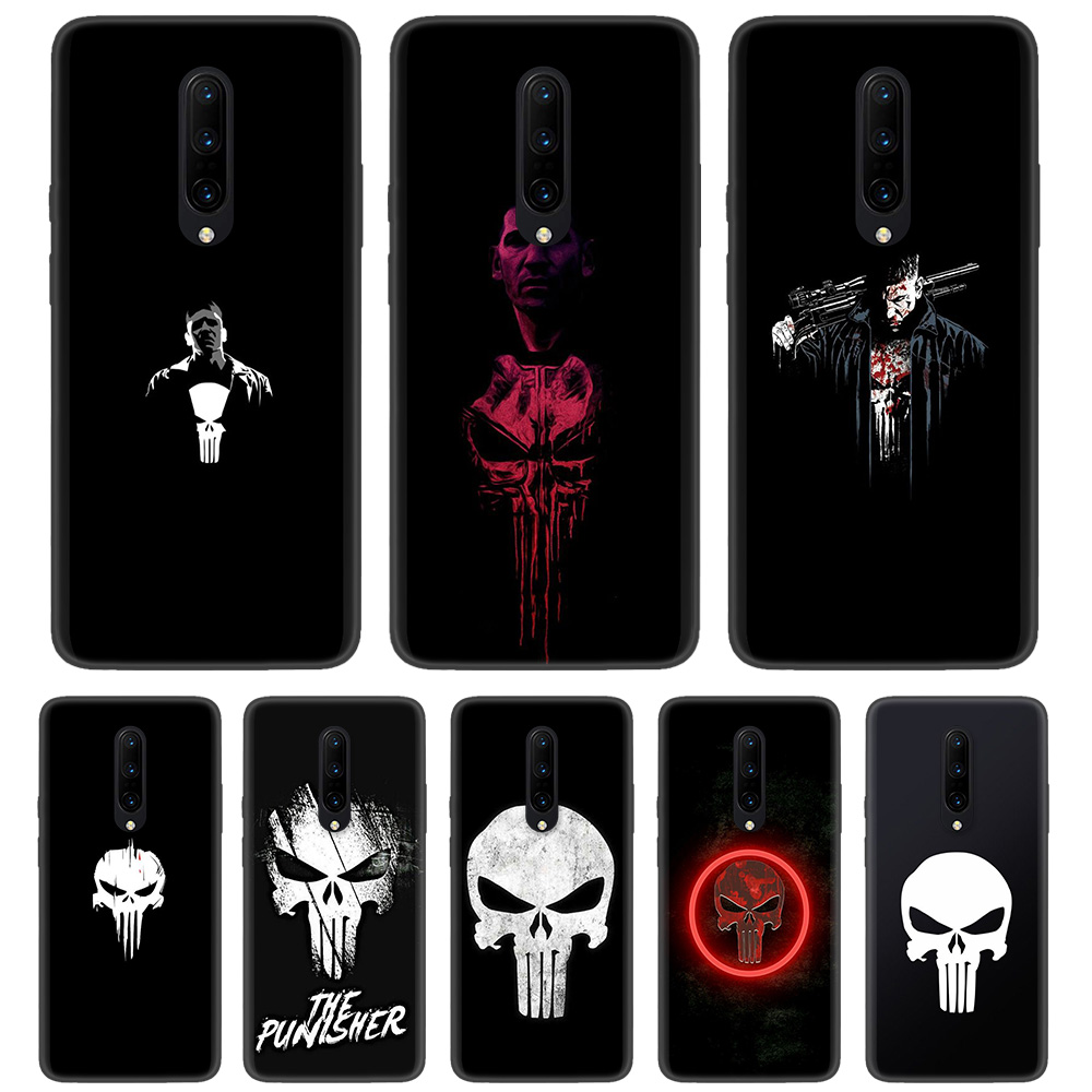 Black Soft Silicone Protector Case Cover for font b Oneplus b font 6 1 6T font
