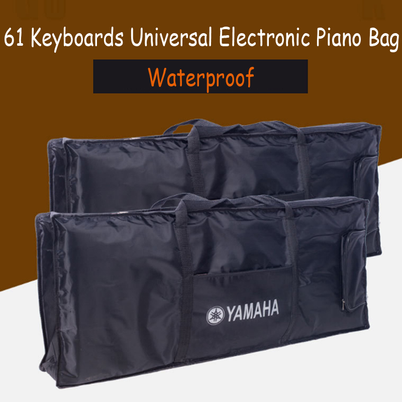 Thicken 54 61 key universal Instrument keyboard digital piano bag waterproof electronic piano Dustproof cover|Piano Covers| |  - title=