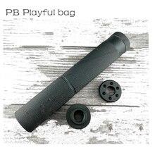 Pb спортивная игрушка для игр на открытом воздухе jinming9 водяной пулевидный пистолет обновленный Материал глушитель HK 14 мм конкаво-выпуклая трубка обратный зуб MD23