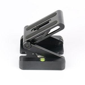 Image 2 - Orsda Z Type Pan Tripod Head Flex Folding Z Flex Tilt Head for Canon Nikon Sony DSLR Camera Aluminum Alloy Tripod Heads Solution