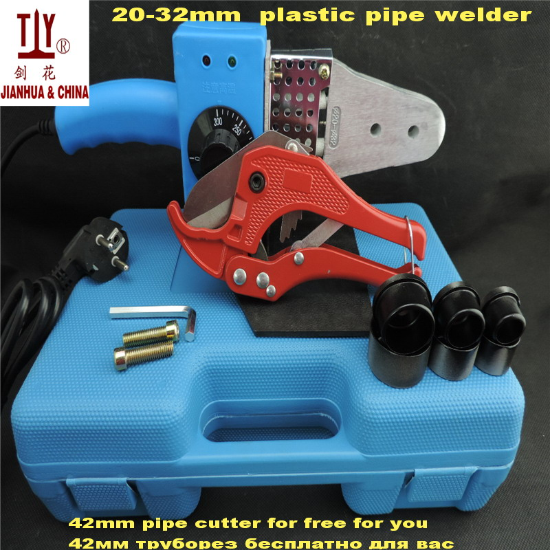 Ppr Pipes Welding Machine 20-32mm To Use Plastic Handle AC 220/110V 600W Plumbing Tools Universal