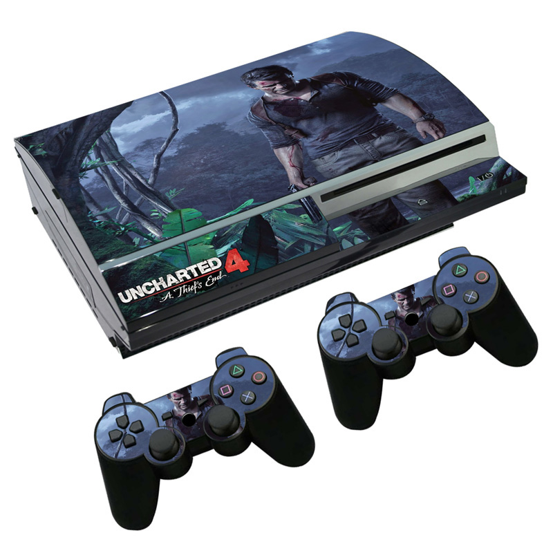 Hot Selling Skin Sticker for PS3 fat console for PS3 fat skinsstickers image