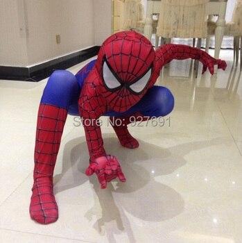 2017 new spiderman costume spider man suit spider man costumes children spider man clothing font b.jpg 350x350