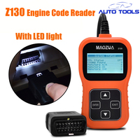 Auto leitor de código de falha do carro Maozua Z130 de motores obd Leitor de Código de Auto Scanner Ferramenta de diagnóstico do carro PK AD310 OM123