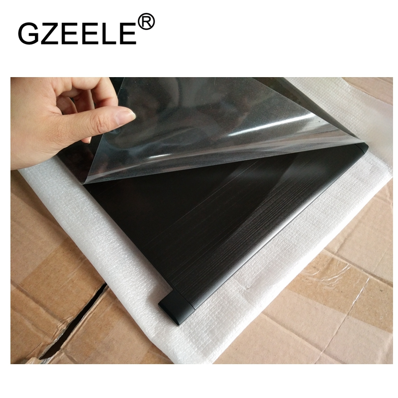 GZEELE New For MSI GE72 MS-1791 MS-1792 SERIES Lcd rear lid top back cover 307791A216Y311 black genuine laptop shell for msi ge72 ms 1791 ms 17911 ms 1794 bottom cover base lower case