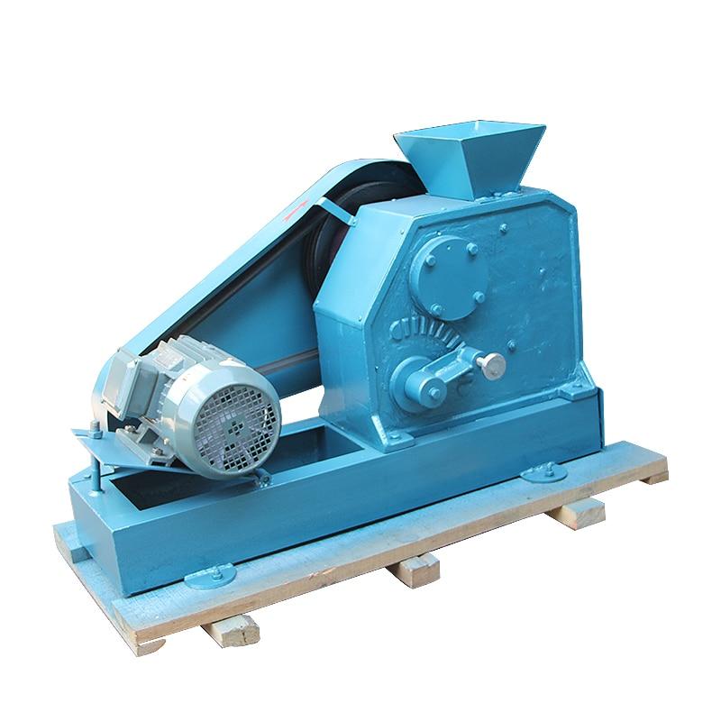 Xpc-100*60 Small Mini Jaw Crusher Ore Crusher Glass Stone Chemical Grinding Machine title=