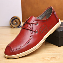 Men's Spring And Autumn New Listings To Help Low Breathable Men Shoes Pure Color Wild Casual Fashion With Comfort  TL1608056